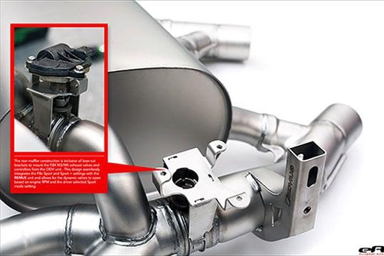 REMUS M3/M4 Sport Exhaust System